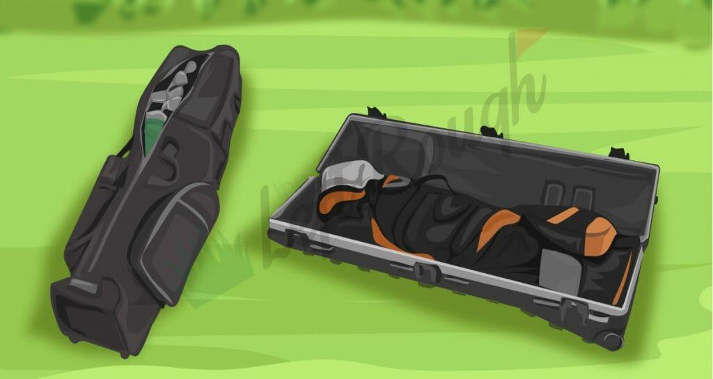 Best Hard Sided Golf Travel Bag