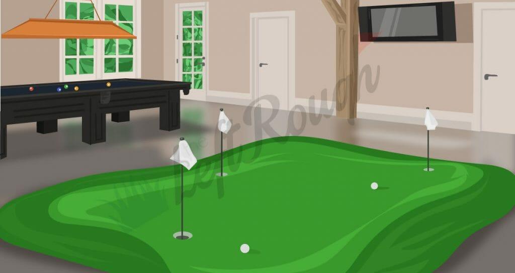 Best Premium Indoor Putting Green