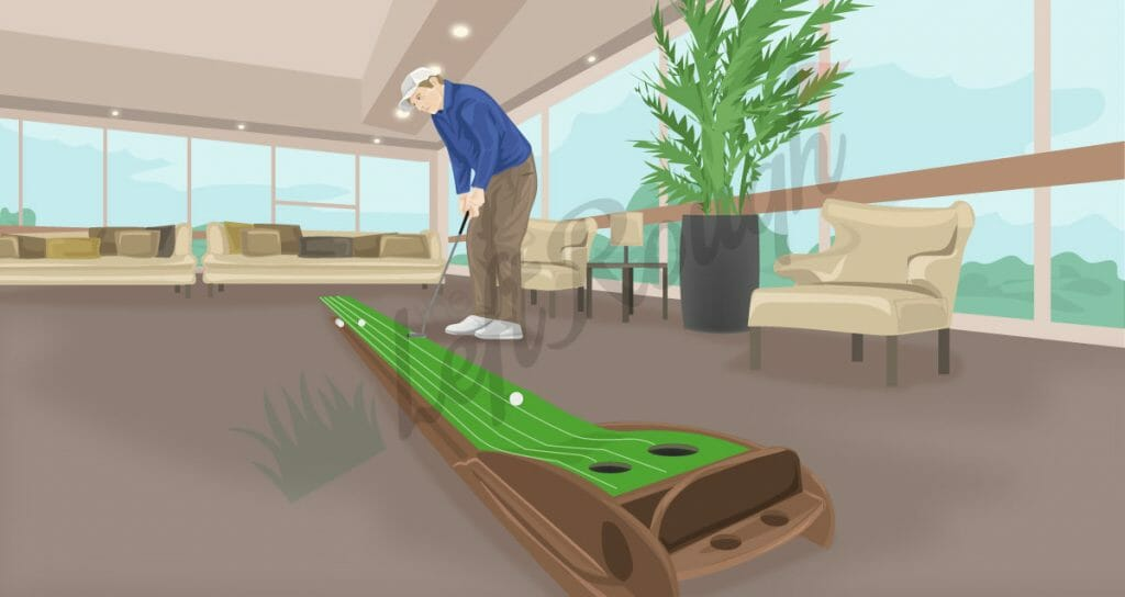 Best Indoor Putting Mat