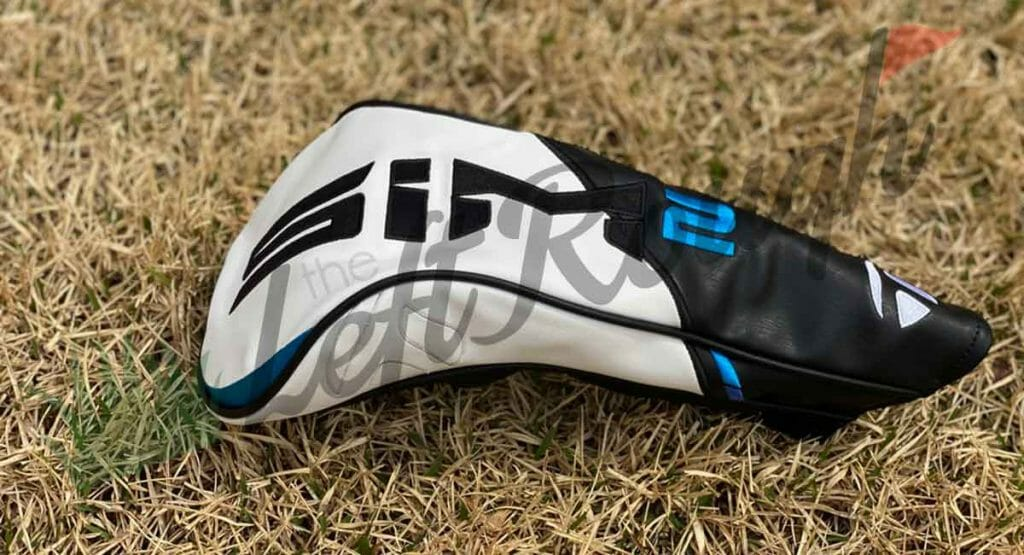 Taylormade Sim 2 Driver Headcover