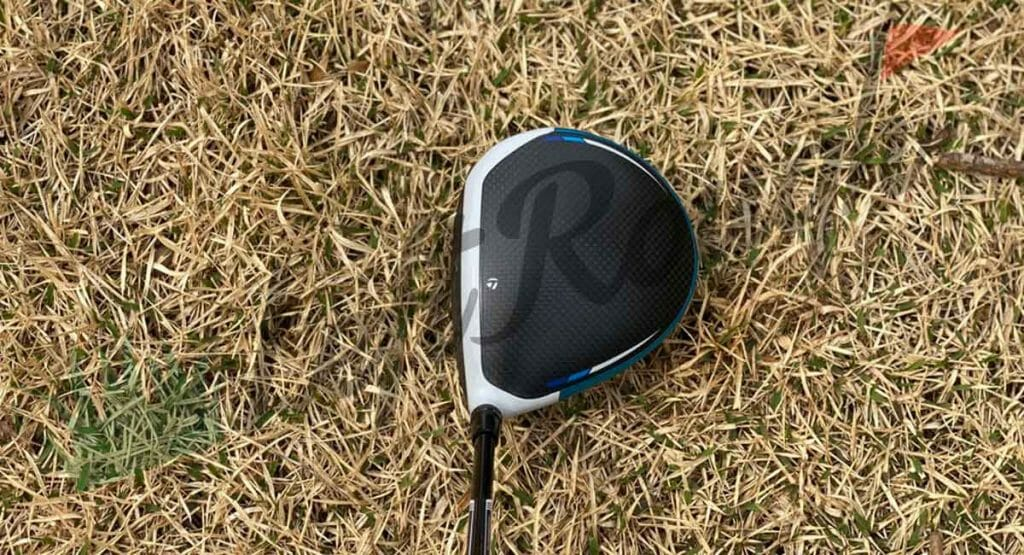Taylormade Sim 2 Driver Player's View