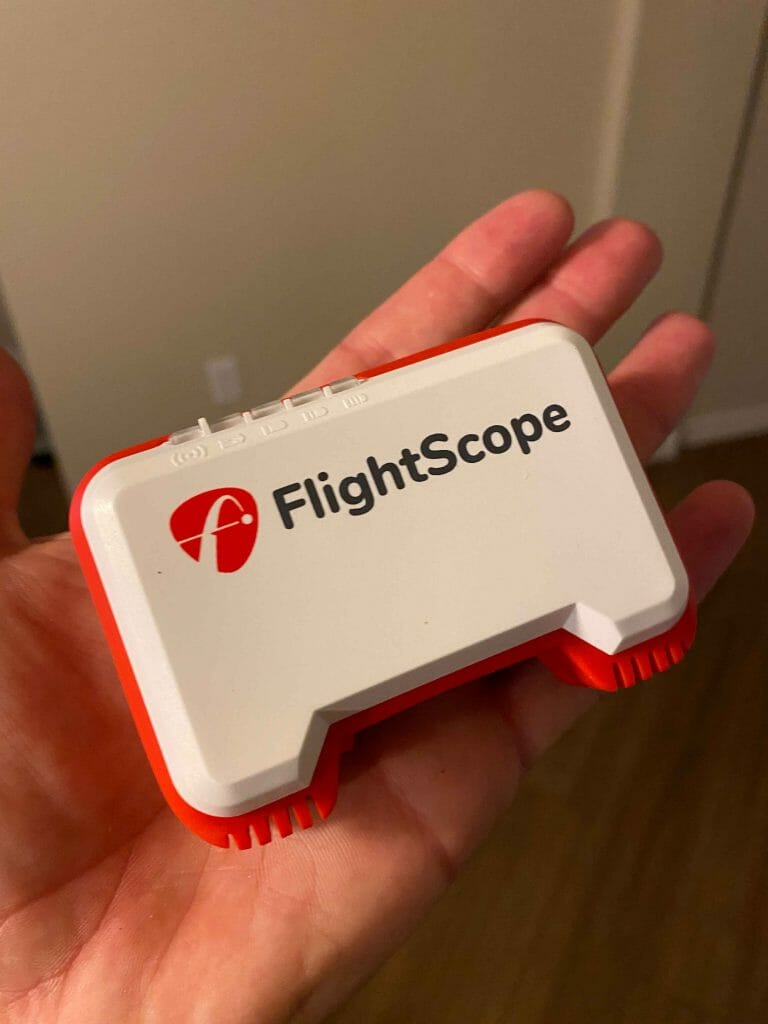In-Hand Flightscope Mevo