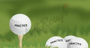 Golf Driving Range Drills