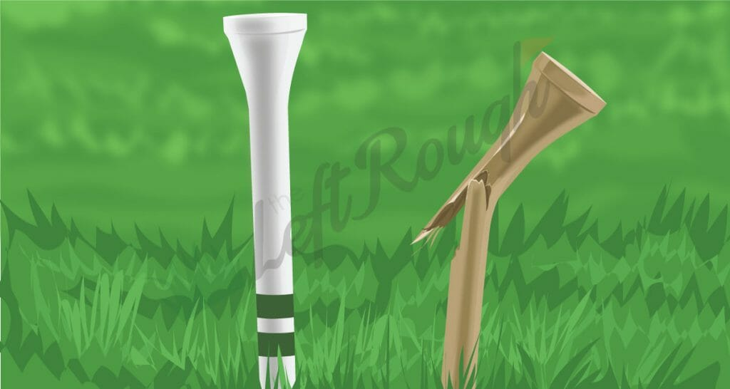 What golf tees should I use?