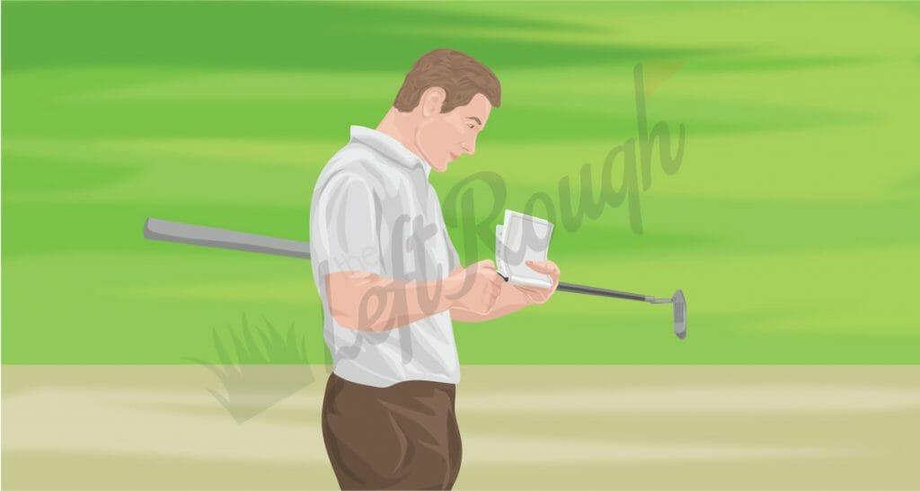 How to Use a Golf Pin Sheet