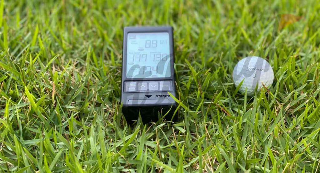 Hands On PRGR Launch Monitor Review