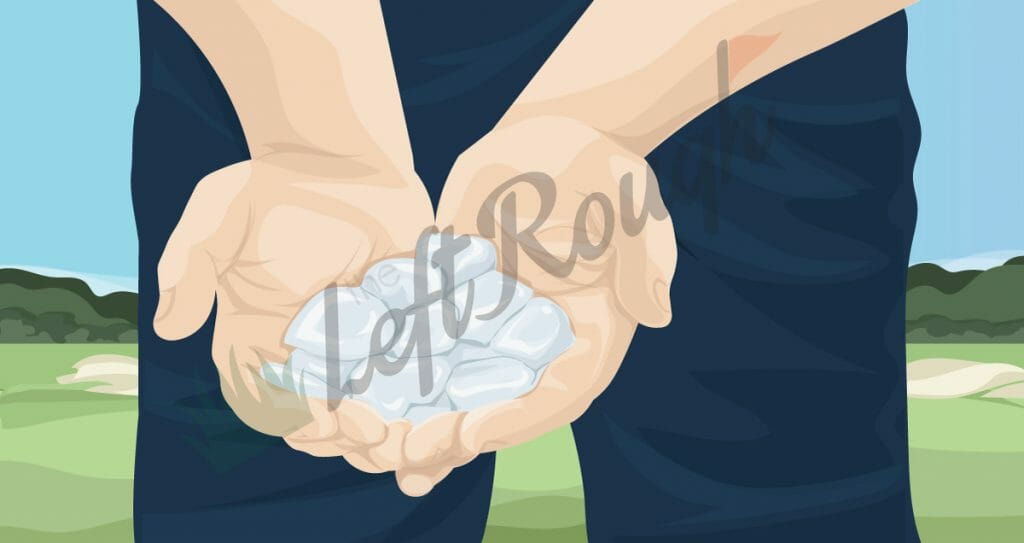 How to Heal a Golf Blister