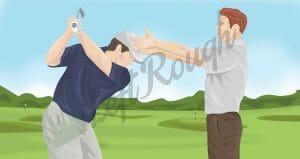 Head Movement in Golf Swing