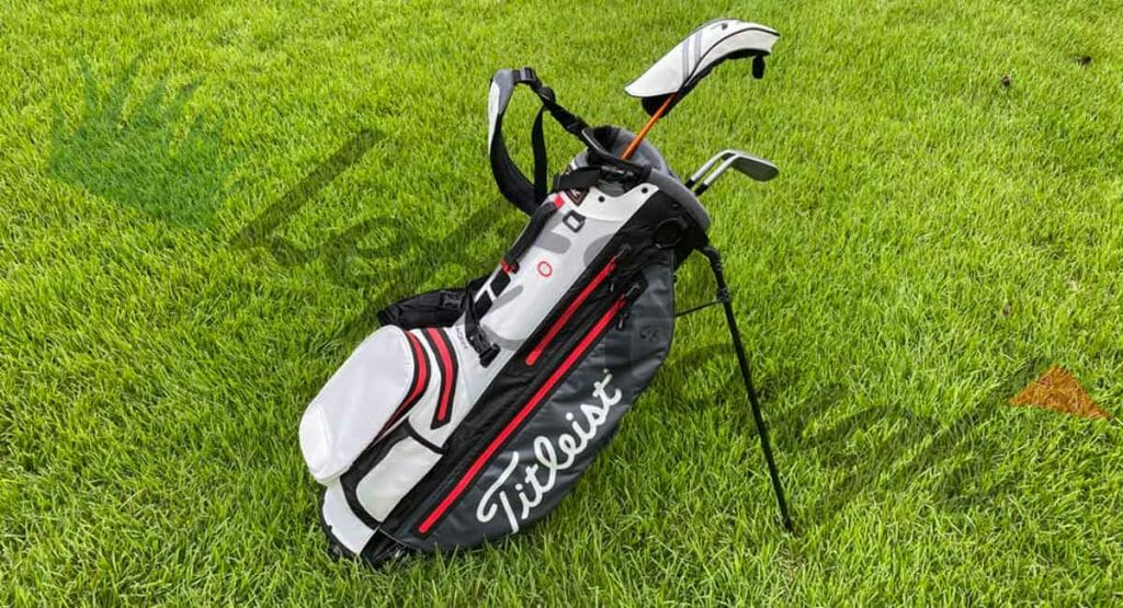 Titleist Players 4 Stand Bag Review
