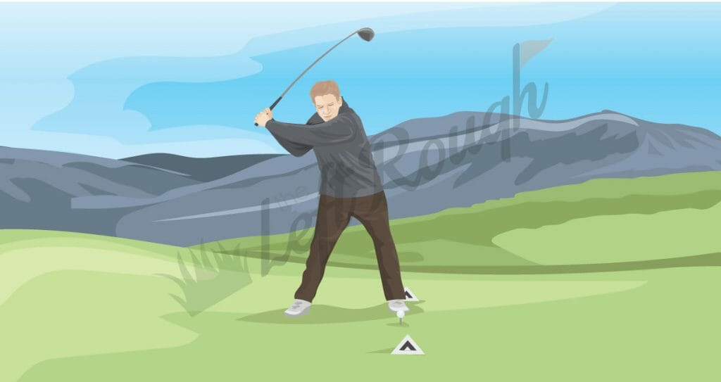 Right Arm in Golf Swing