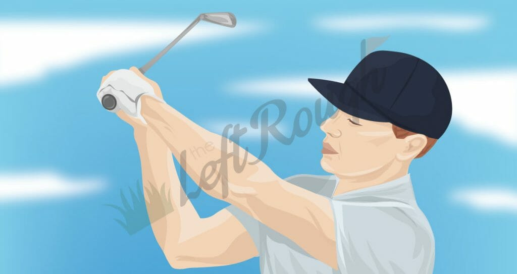 Drills for Right Arm in Golf Swing