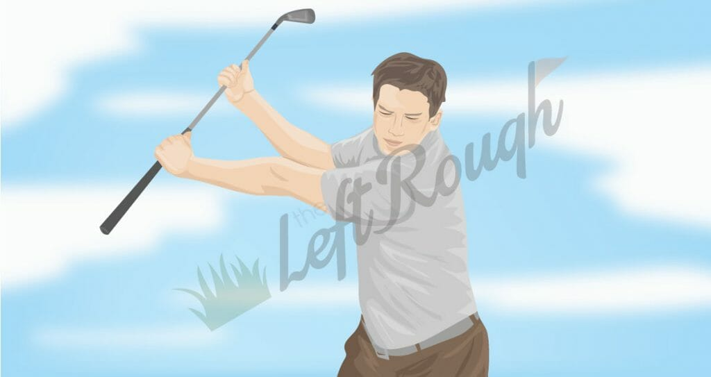 How to Use Right Arm in Golf Swing